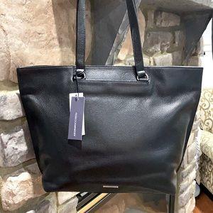 💕Rebecca minkoff regan leather tote nwt $345 💕